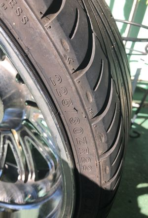 Lexani tires 100 a piece for Sale in Ocoee, FL