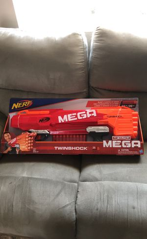 Nerf Mega Twinshock For Sale In Austin Tx Offerup