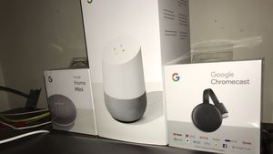 Google Home bundle- All Brand New for Sale in North Kensington, MD
