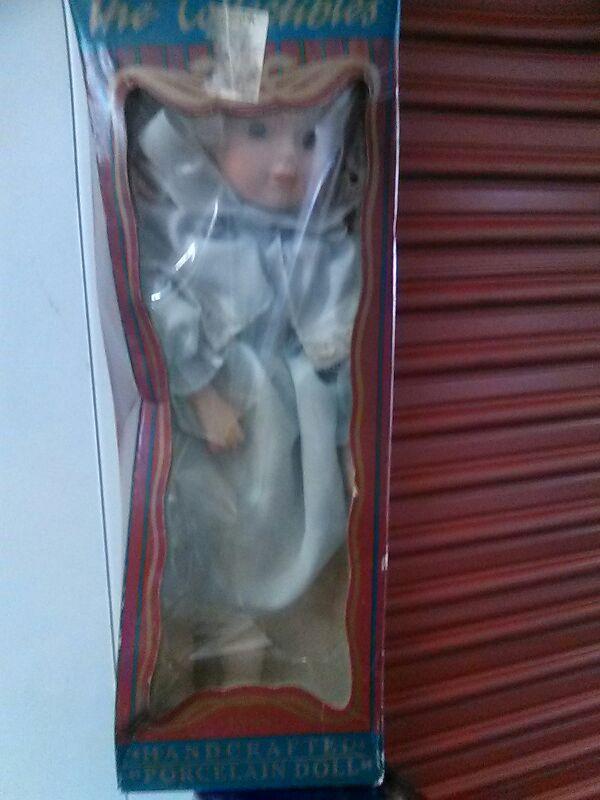 6a736807d63 Porcelain Doll