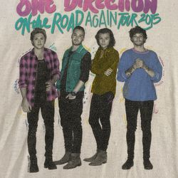 One Direction On The Road Again 2015 Nightie Thumbnail