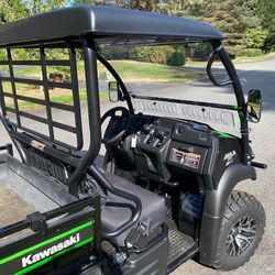 2019 Kawasaki SX 400 LE side by side… Excellent Condition! Thumbnail