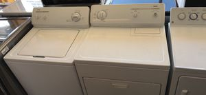 KENMORE TOP LOAD WASHER DRYER SET WORKS GREAT WARRANTY DELIVERY INSTALL for Sale in Fort Belvoir, VA