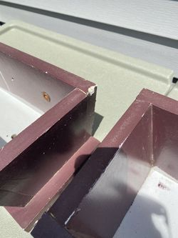 Set Of Two Window Flower Boxes  Thumbnail