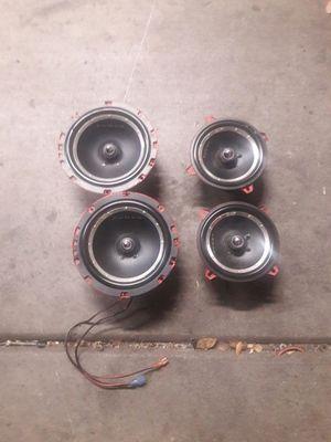 Rockford fosgate speakers for Sale in Phoenix, AZ