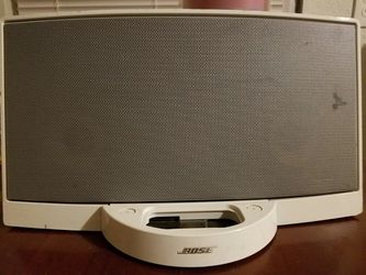 Bose Sound Dock-Digital Music System. Thumbnail