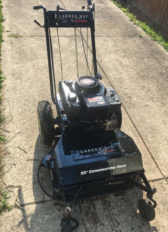 33 Deck 8 0hp Commercial Mower For In Brook Park Oh