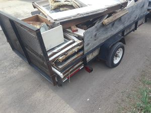 5x10 Single Axle Trailer For Sale In Wichita KS