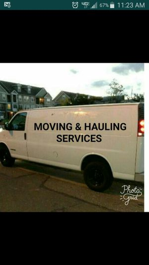 Moving /hauling /junk removal..message me. .. for Sale in Philadelphia, PA