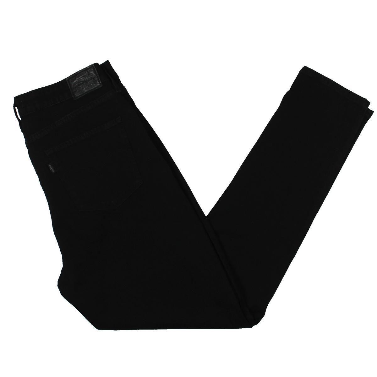 Levi's Womens Slim, Skinny Black Size 33/30
