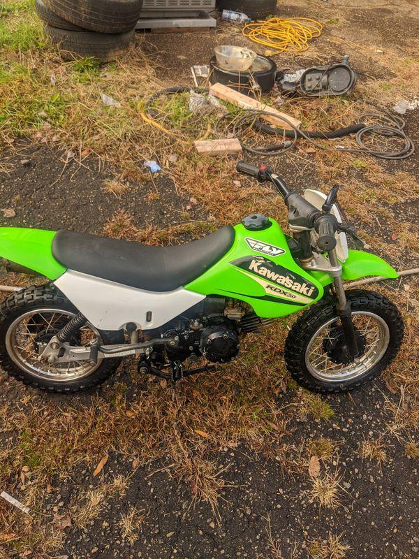 Kawasaki kdx50