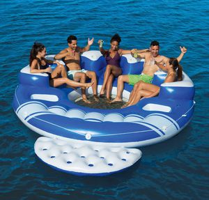 Inflatable floating island for Sale in Los Angeles, CA