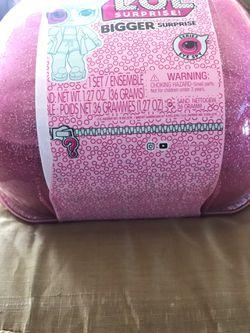 New L.O.L Surprise! Bigger Surprise Christmas gift Thumbnail