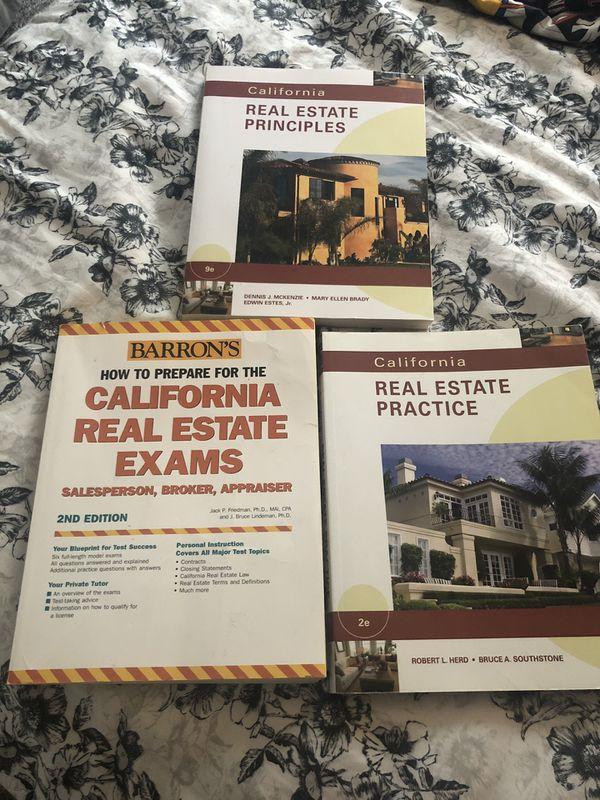 Real Estate books for Sale in Atascadero, CA - OfferUp
