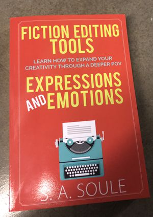 Fiction Editing Tools by SA Soule for Sale in Sudley Springs, VA