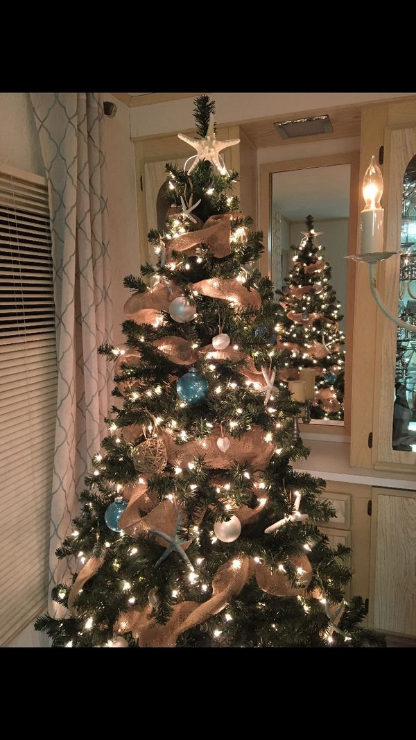 Christmas Tree And Multiple Decorations For Sale In Fort Myers Fl Offerup