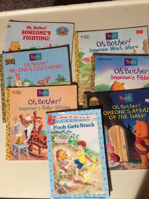 7 Pooh books for Sale in Pittsburgh, PA