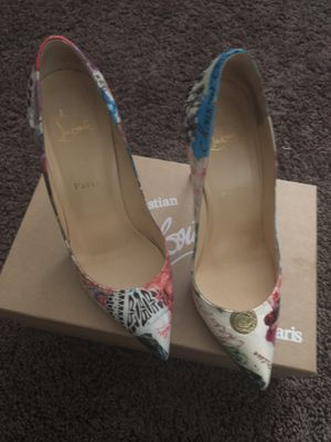 e8f9847dc33c New and Used Christian louboutin heels for Sale in Paramount