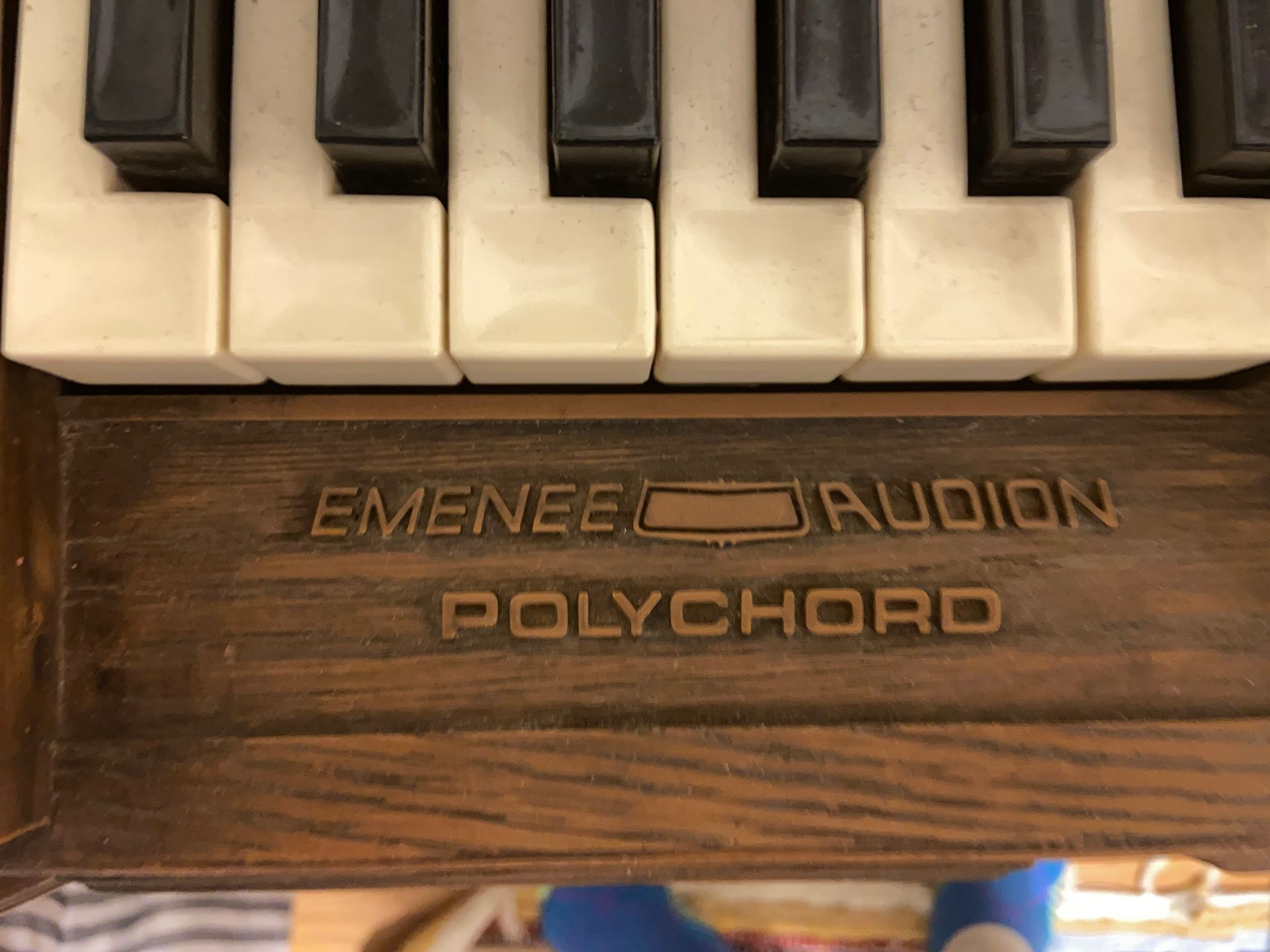 Audion Electric Wind Organ