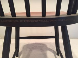 Set of six Hitchcock signed chairs for Sale in Menands, NY