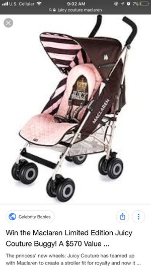 Juicy Couture Stroller For Sale In Greendale Wi Offerup