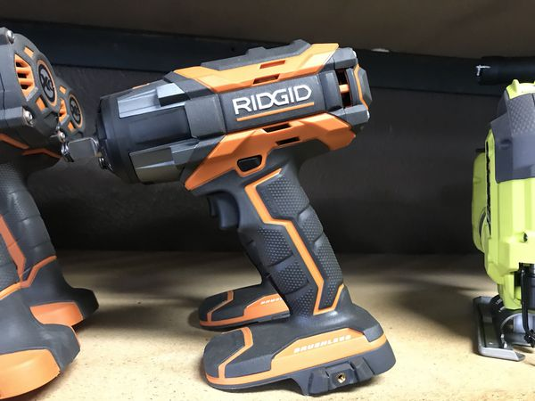 Ridgid 18v Cordless Brushless 1 2in Impact Wrench No Battery Or Charger Included Tool Only Solo La Herramienta For In Riverside Ca Offerup