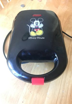 Mickey Mouse waffle maker for Sale in Gig Harbor, WA