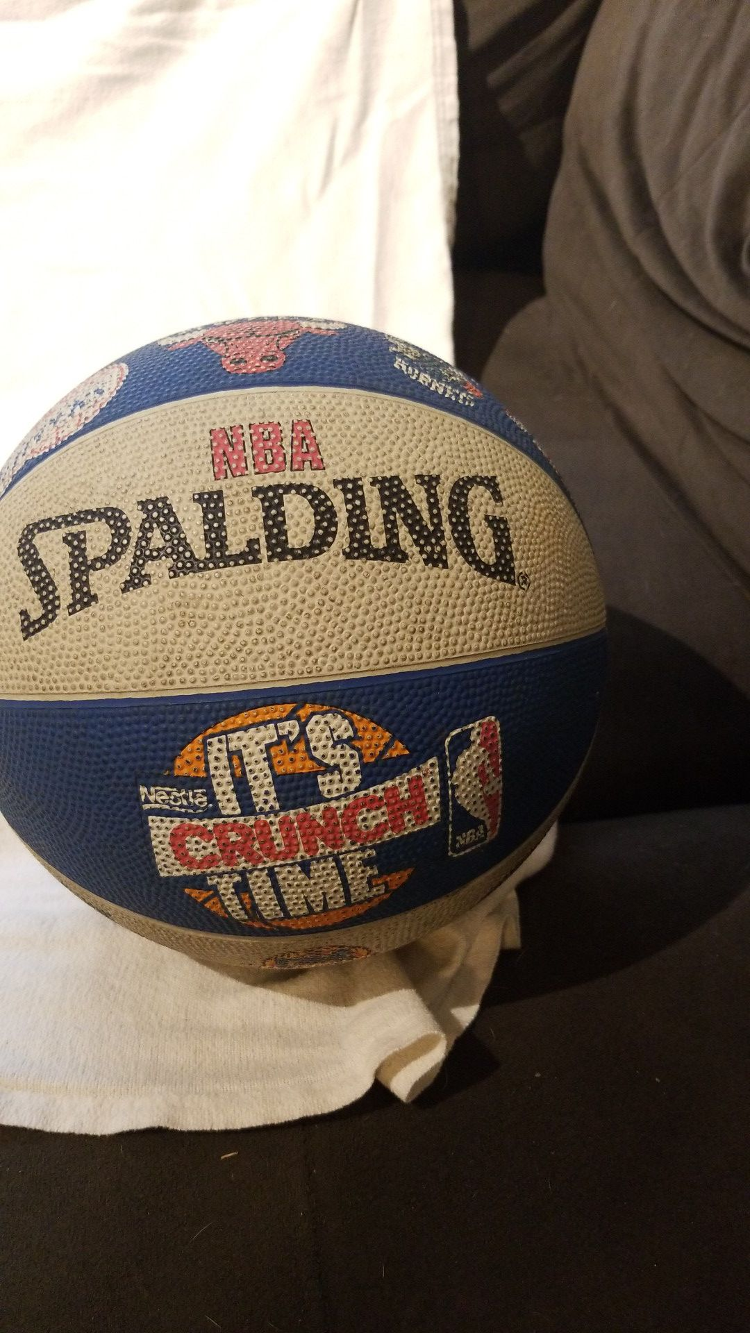 Basketball Its crunch time
