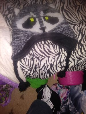 Used, Raccoon hat. for sale  US
