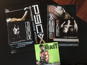 New Years resolutions? Get fit with Beach body DVD lot. for Sale in Apex, NC
