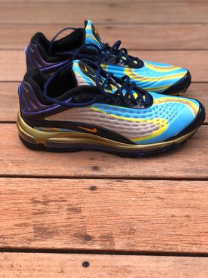 Nike Air Max Deluxe size 12 for Sale in Springfield, VA