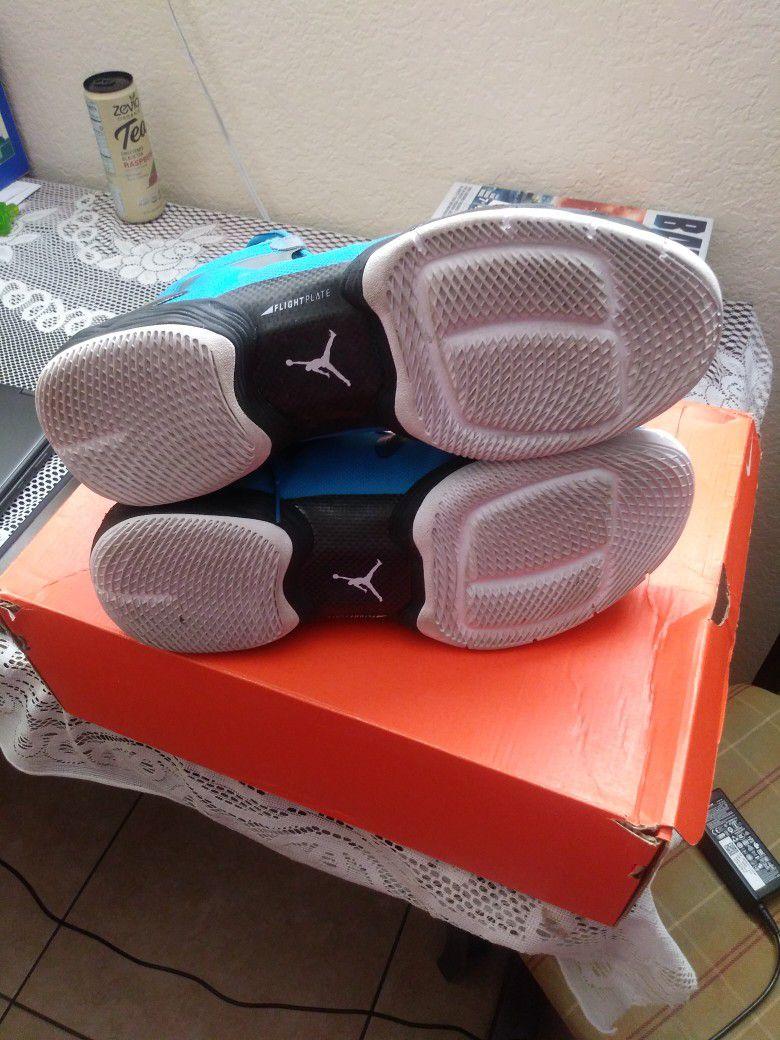 Air Jordan men's shoes size 11.5