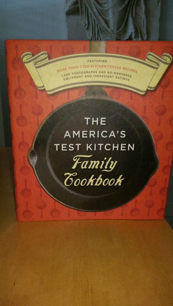 America's Test Kitchen Family Cookbook | America S Test Kitchen Family Cookbook For Sale In Sacramento Ca