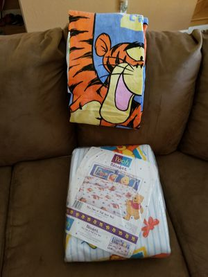Tiger trowel and blanket for Sale in Orlando, FL