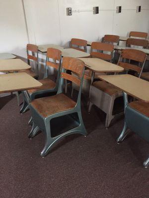 Desk from elementary school for Sale in Vernon Hill, VA