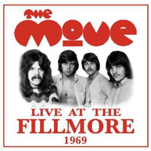 Move - Live at Fillmore 1969 [CD]