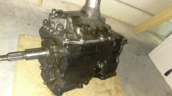 h55f transmission fj40