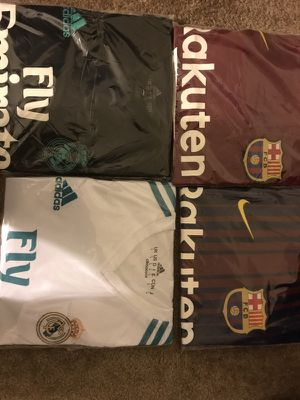 Barcelona and Madrid New Jersey's for Sale in Denver, CO