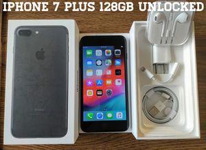 Iphone 7 Plus 128GB UNLOCKED (Like-New) for Sale in Arlington, VA