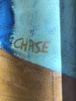 Artist Sherrill Chase Oil Painting Thumbnail