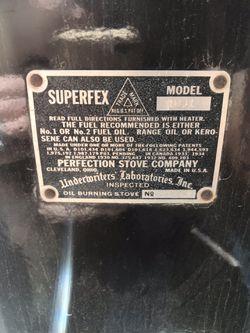 Superfex Heater Thumbnail