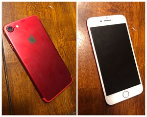 iPhone 7 - red, 128gb, Verizon for Sale in Lakewood, WA
