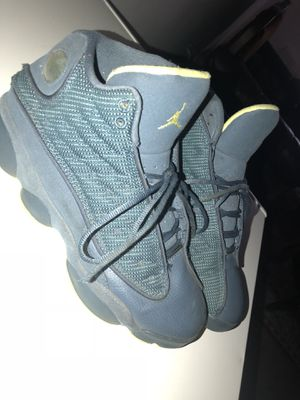 d573a733650 Jordan 13s Navy Blue Neon SZ 7 for Sale in Silver Spring