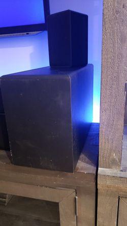 Speakers surround sound Thumbnail
