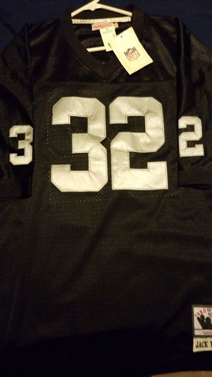 best service 7f9b1 d7a54 New and Used Raiders jersey for Sale in Glendale, CA - OfferUp