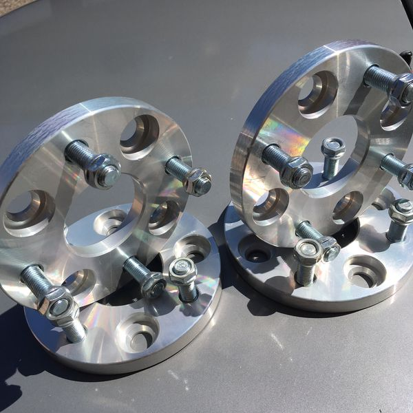 4x110 To 4x114.3 Or 4x110 To 4x100 Bolt Pattern Conversion
