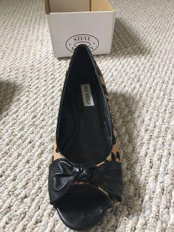Steve Madden Brink Leopard shoes Thumbnail