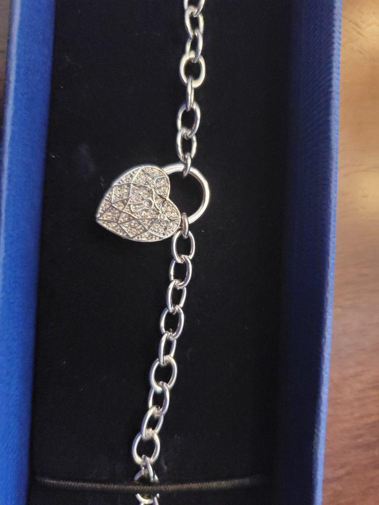 Swarovski Hart bracelet