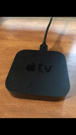 Apple TV w/o remote for Sale in Alexandria, VA