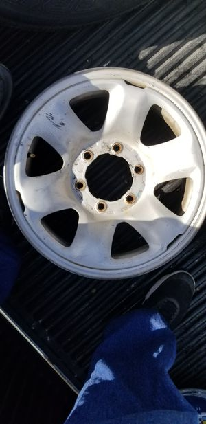 Photo Rims and tires for a T100 toyota